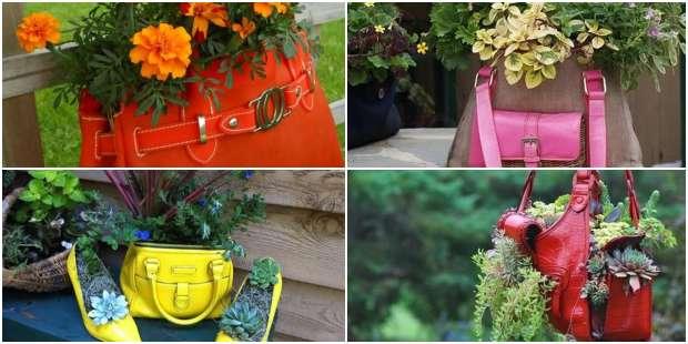 Como plantar em bolsas