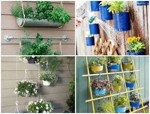 20 ideias lindas para Jardim Suspenso
