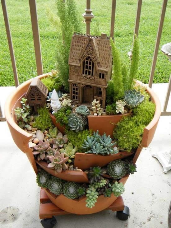 50 ideias para decoração de jardim