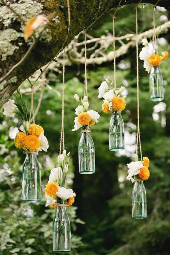 Dicas Criativas de Decoração para Jardim