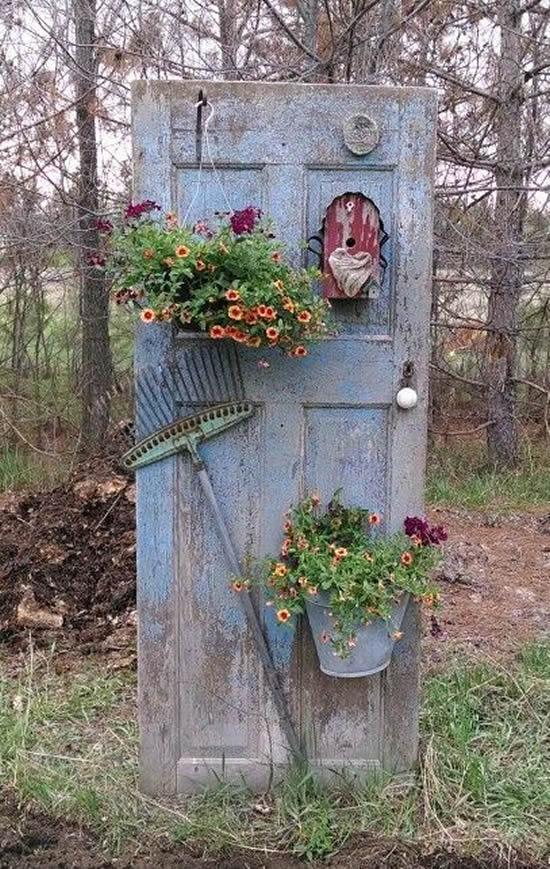 Ideias para Vasos de Jardim