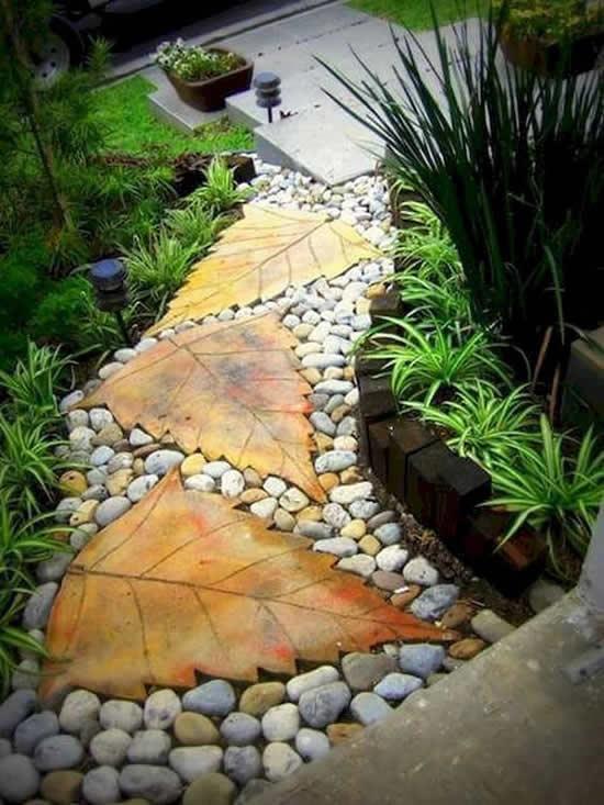 Decoração e Paisagismo para Caminhos para Jardim
