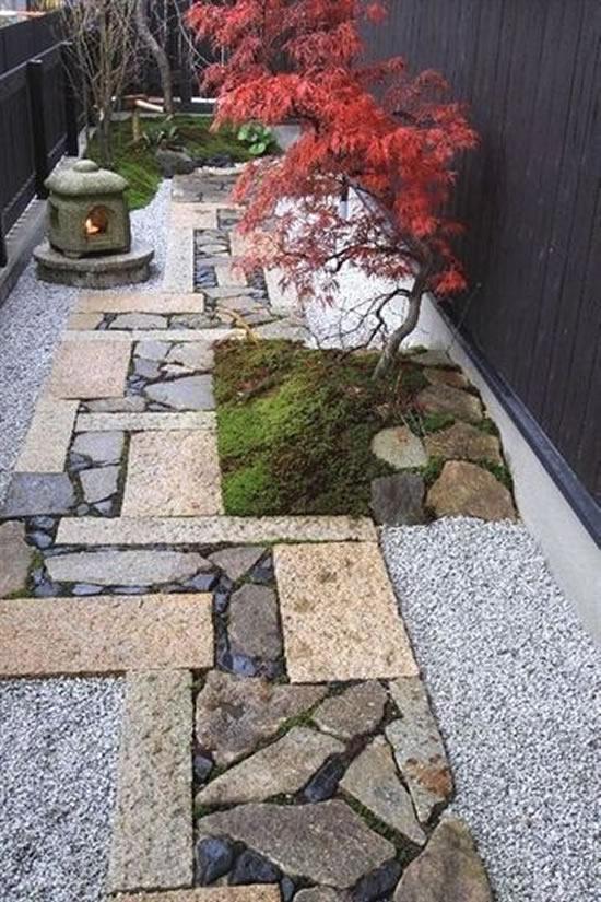 Paisagismo com Pedras para o Jardim