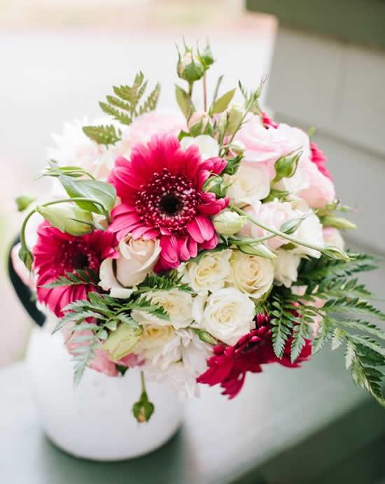 Arranjo Floral para Dia das Mães