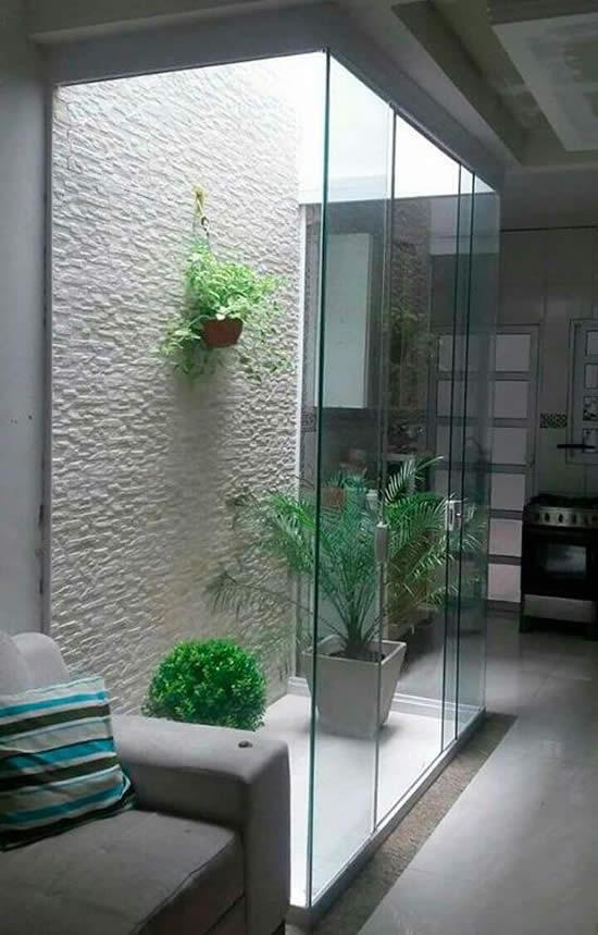 Ideias para Jardim de Inverno