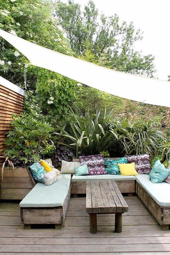 Jardins Lindos e Aconchegantes