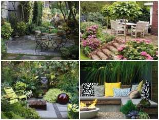 Decoração Linda para Jardim