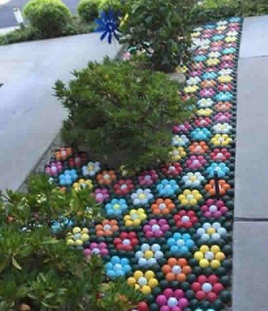 Lindas Pedras Decorativas para Decorar Jardim