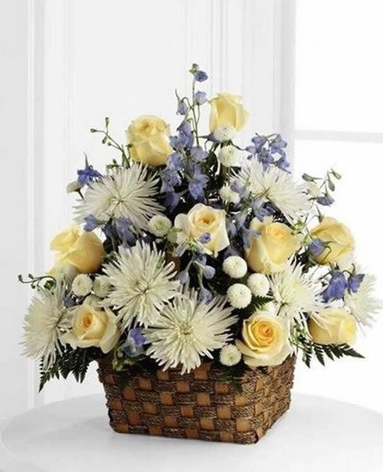 Dicas para fazer arranjos de flores