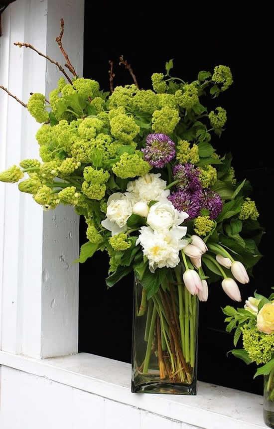 Lindo arranjo de flor