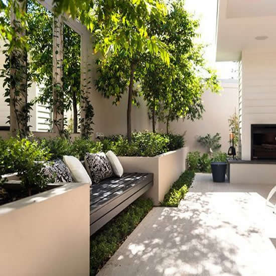 Lindo Banco para Jardim