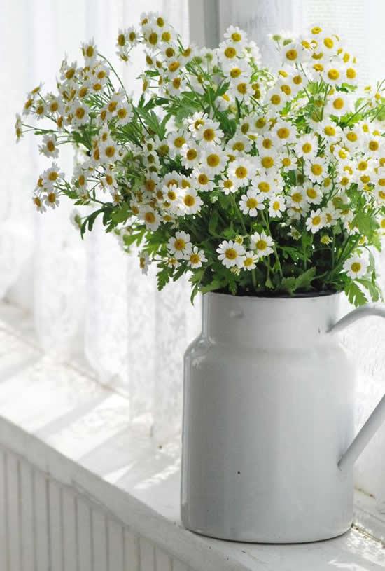 Vasinho lindo com flores