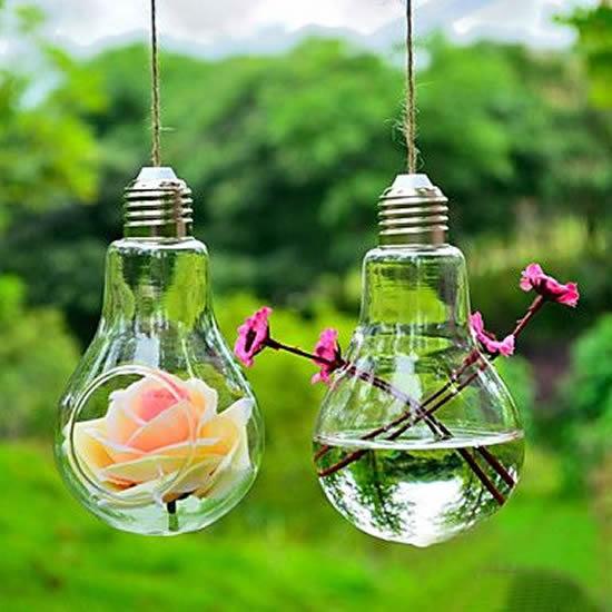 Plante em lâmpadas