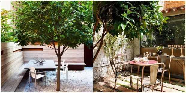 12 lindas inspirações de decoração para quintal