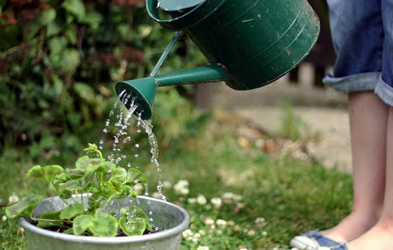 Como tirar o cloro da água
