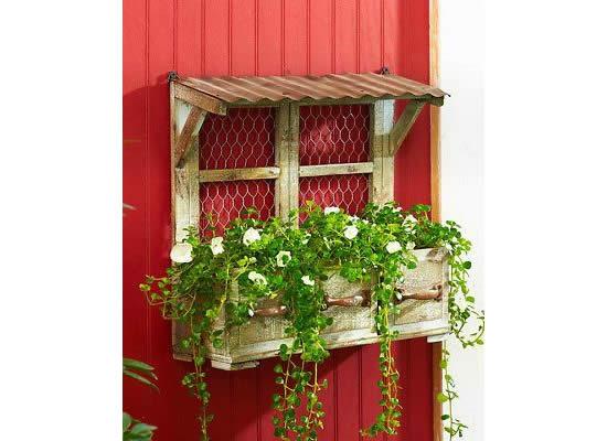 Lindos caixotes para decoração