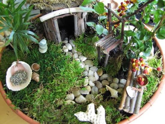 Dicas e ideias para mini jardim