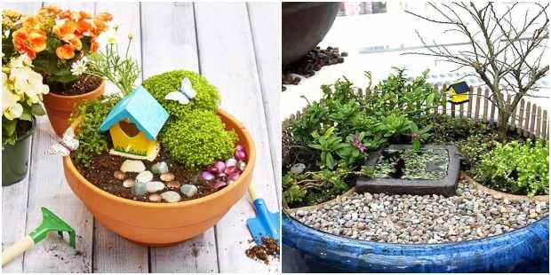 13 ideias e inspirações lindas de mini jardim