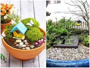 13 ideias e inspirações lindas para mini jardim