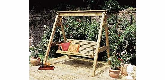 Ideias para cadeira de balanço suspensa para jardim