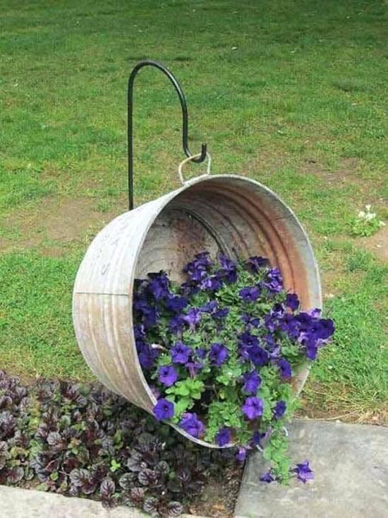 Enfeites lindos para jardim