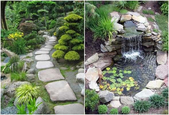 Jardinagem e paisagismo: 70 ideias lindas