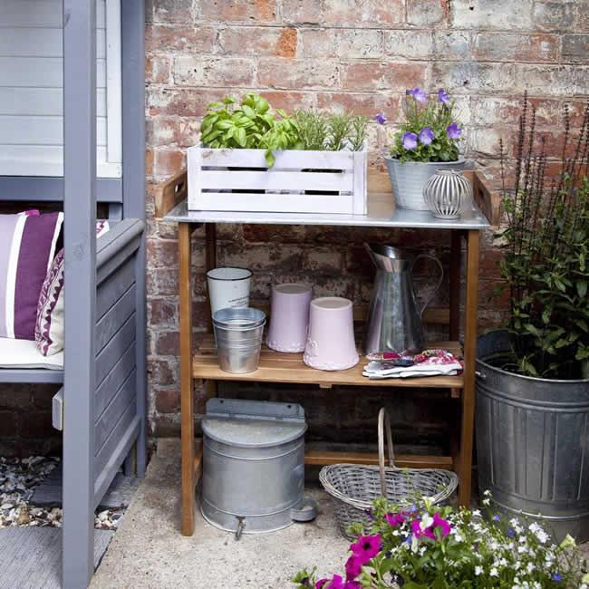 Dicas para decoração de jardim pequeno