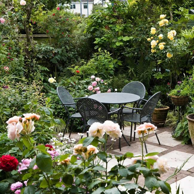 Ideias para decoração de jardim pequeno